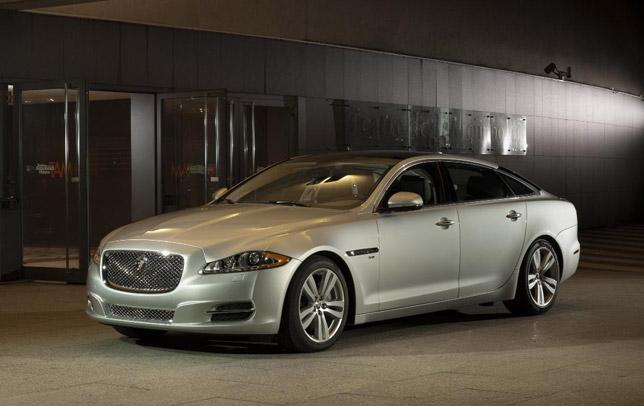 2013 Jaguar JX