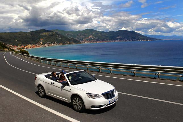 2013 Lancia Flavia Convertible Expression Of Italian Way Of Life