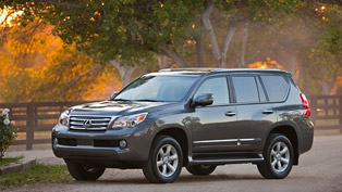 2013 Lexus GX 460 Luxury Utility Vehicle with Announced Pricing