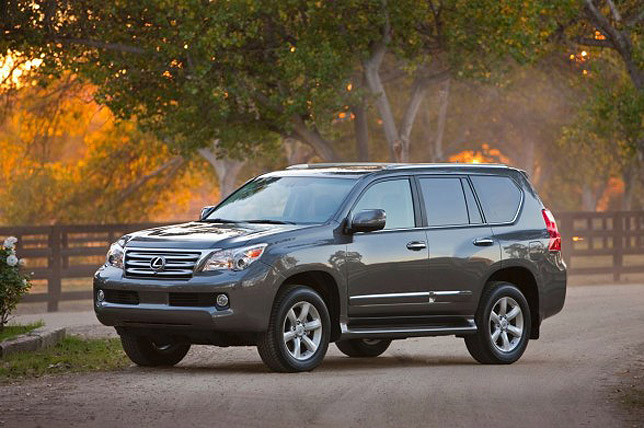 2013 lexus gx 460 luxury utility vehicle with announced pricing. Black Bedroom Furniture Sets. Home Design Ideas