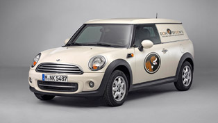 2013 MINI Clubvan enhances the small car-based van segment