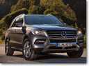2013 Mercedes-Benz ML 500 4MATIC BlueEFFICIENCY - pricing announced