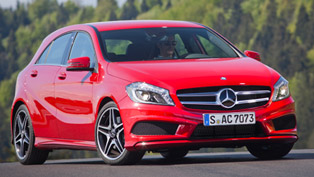 2012 Mercedes-Benz A-Class with announced pricing