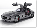 2013 Mercedes-Benz SLS AMG GT delivers enhanced driving dynamics