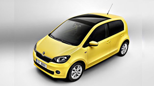 2013 Skoda Citigo Five-Door Goes On Sale