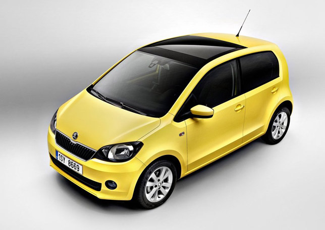 2013 skoda citigo five door goes on sale. Black Bedroom Furniture Sets. Home Design Ideas