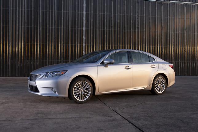2013 Lexus ES 300h Hybrid