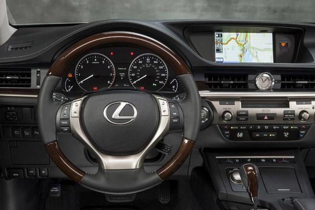 2013 Lexus ES 350 Interior