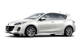 2012 Mazda Axela 20S-SKYACTIV Advanced Style with number of upgrades