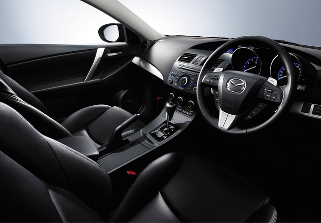 2012 Mazda Axela 20S-SKYACTIV Advanced Style Interior
