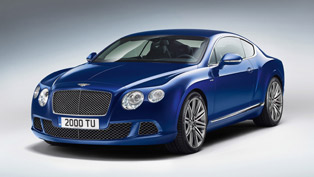 Bentley Continental GT Speed Debuts's at Goodwood
