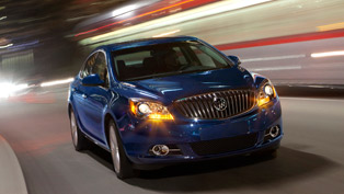 2013 Buick Verano Turbo Debut