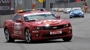 Chevrolet Camaro Safety Car Becomes WTCC Star [VIDEO]