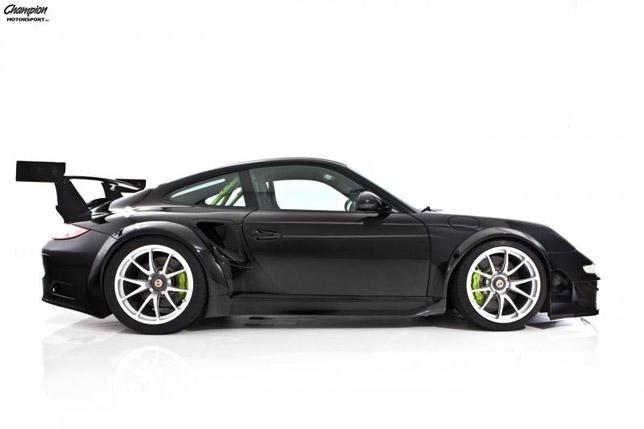 Champion Motorsports Porsche 911 RSR