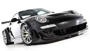 Champion Motorsports street-legal Porsche 911 RSR