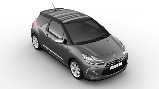 Citroen DS3 Graphic Art