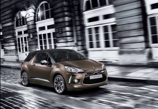 Citroen DS3 JUST MAT