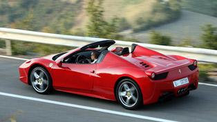 Ferrari 458 Spider, California 30, FF at Goodwood