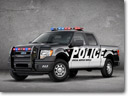 Ford F-150 Special Service Vehicle Package