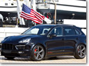 GEMBALLA Add Aero 2 GT Kit to Porsche Cayenne