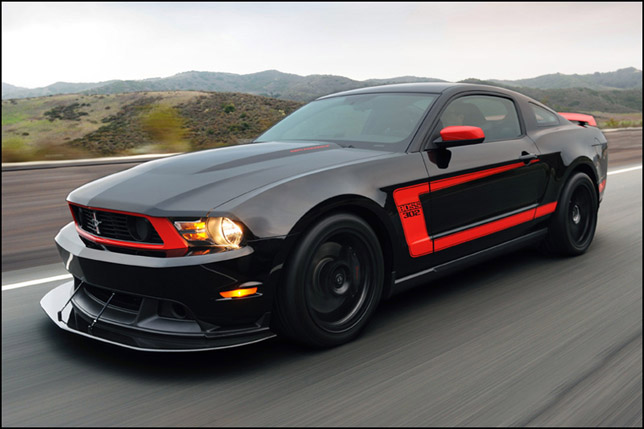 Hennessey HPE700 Supercharged Boss 302 Mustang