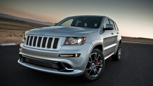 2012 Chrysler 300C and 2013 Jeep Grand Cherokee SRT with UK debut
