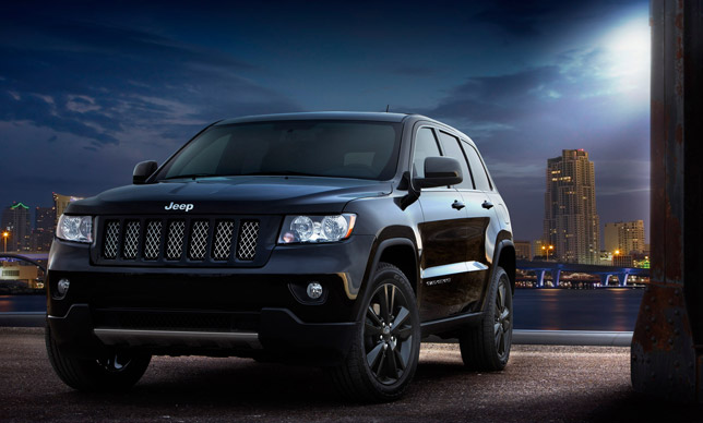 Jeep Grand Cherokee S Limited Edition