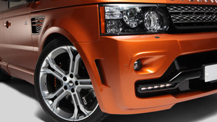 overfinch range rover sport gts-x teaser [video]