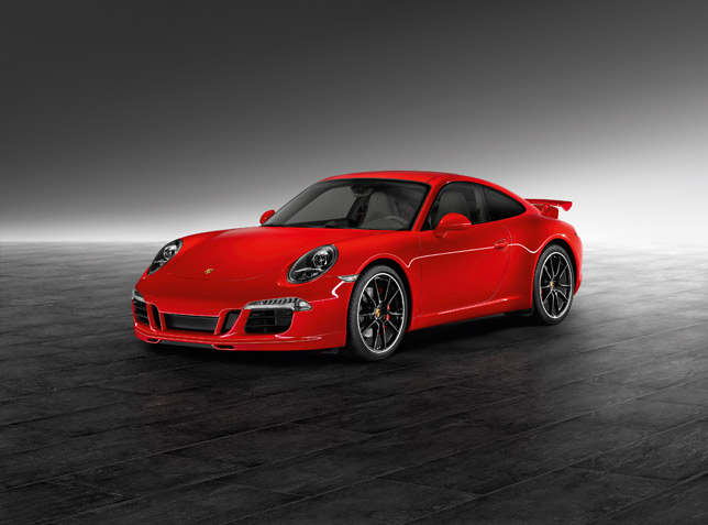 Porsche 911 Carrera S Coupe Exclusive