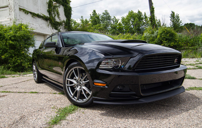 ROUSH Ford Mustang RS (2013)