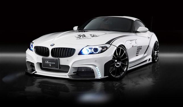 Rowen BMW Z4 White Wolf RR