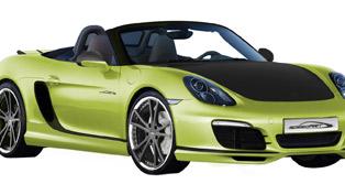 SpeedART SP81-R Porsche Boxster