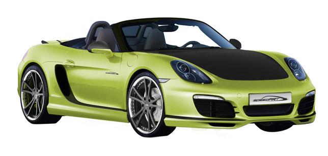 SpeedART Porsche Boxster SP81-R