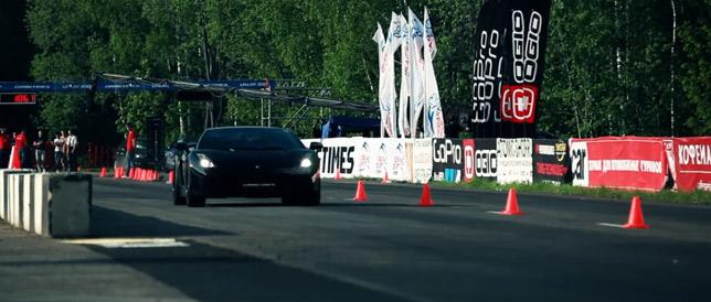 Underground Racing Lamborghini Gallardo Nera