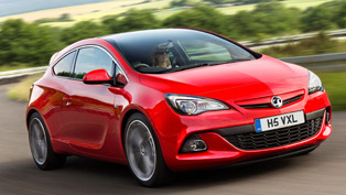 Astra GTC Bi-Turbo Diesel Joins Vauxhall Family