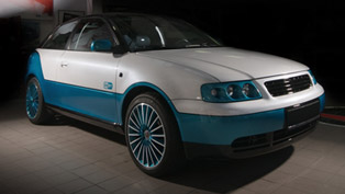 audi a3 eset tuned by vilner