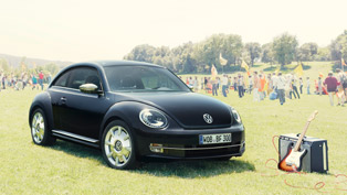 volkswagen beetle fender edition - style and music