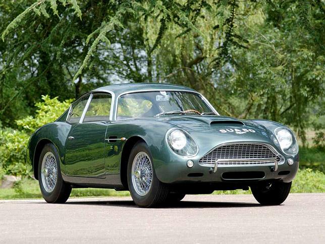 The Original Aston Martin DB4 GT Zagato