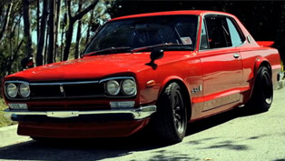 Nissan Skyline: Taking the Plunge [VIDEO]