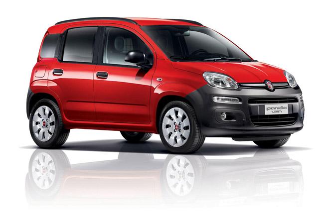 2012 Fiat Panda Van