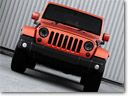 2012 Kahn Jeep Wrangler Military Copper Edition