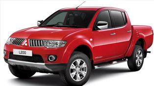 2012 Mitsubishi L200 Trojan - price £17 999