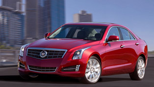 2013 Cadillac ATS versus the World [VIDEO]