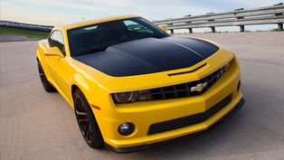 2013 Chevrolet Camaro 1LE with upgraded performance package