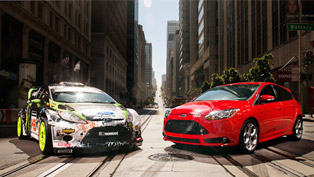 Ford Focus ST has a leading role in Ultimate Urban Playground [VIDEO]