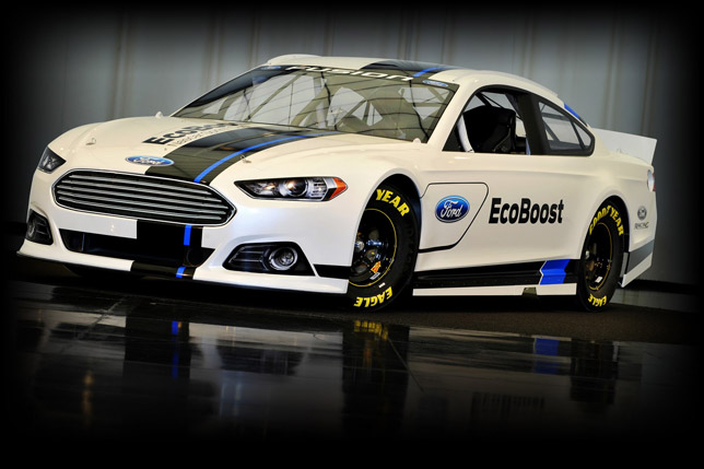 2013 Ford NASCAR Fusion
