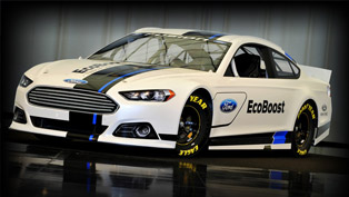2013 Ford NASCAR Fusion with the CFD as a key tool in development [VIDEO]