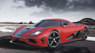 2013 koenigsegg agera r under the lights of drive [video]