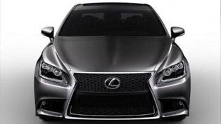2013 Lexus LS 460 F Sport [leak image]