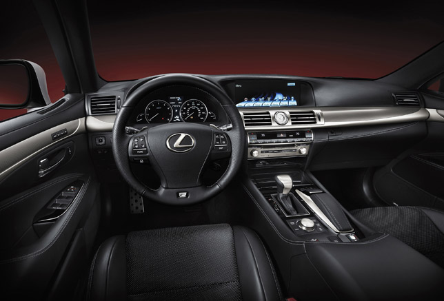 Lexus LS reinvented flagship finally revealed